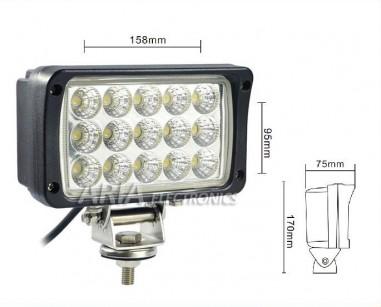 Φανάρι Εργασίας LED 45w