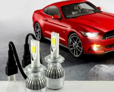Φώτα LED Αυτοκινήτου