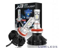 Φώτα LED 2x50w Αυτοκινήτου