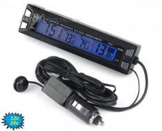 Ρολόι - Βολτόμετρο...